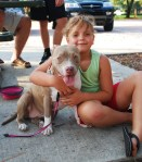 Butterball was adopted by the Bowman family in Lake Mary, FL!